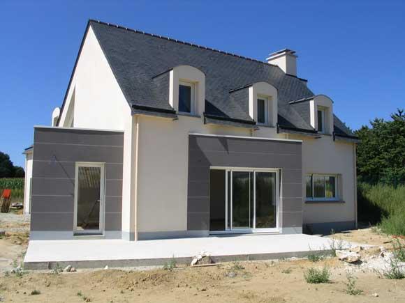 Tricot architecture accueil nos r f rences maisons individuelles - Facades maisons photos ...